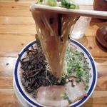 田中商店 - 麺リフトアップ
