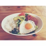 Beer & Chicken 大山 - ランチ・ロコモコ