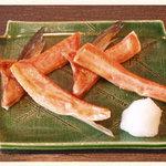 味鮮まえかわ - 紅鮭ハラス