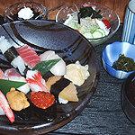 味鮮まえかわ - 特上寿司定食