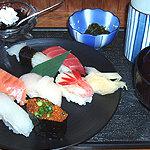 味鮮まえかわ - 得々寿司セット