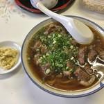 久野 - 肉肉うどん