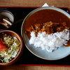 道の駅 くろほね・やまびこ - 料理写真:カレーライス(辛口)