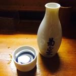 大阪串かつ てん家わん屋 - 菊正宗上撰菊正たる酒(400円)