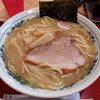 十二社 大勝軒 - 料理写真:中華そば・塩(700円)