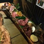 肉道楽 さか井 - 料理写真: