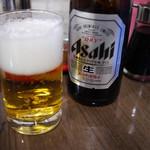 たまごかけごはん なかま - 瓶ビール~☆