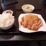 6395289 - 鶏の唐揚げ甘酢かけ