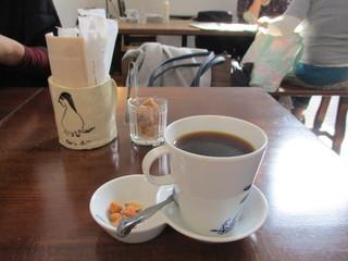 カフェ アリエ - 珈琲にはナッツが