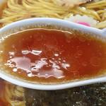 初富士 - スープ