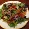 カプリチョーザ - 料理写真:菜園風サラダ