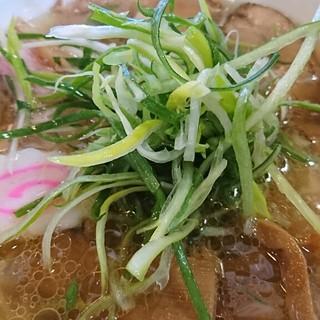 麺哲支店 麺野郎 - 料理写真:肉醤油♪