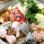 きときと 赤坂本店 - 寄せ鍋