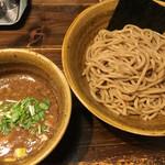 二代目えん寺 - ベジポタつけ麺(790円)