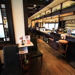 桜坂珈琲店 - 店内の様子