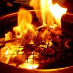 焼肉 やまと - 燃えよホルモン。