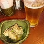 oro - かきのスモークオイル煮☆