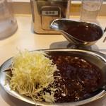 ゴーゴーカレー - 料理写真:いつものルー大盛☆