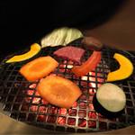 焼肉料理ひばち -