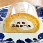 63957984 - 堂島ロールケーキ ハーフサイズ
