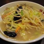 6396892 - 野菜タンメン