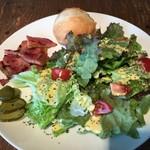 カフェ ジンタ - サラダプレート