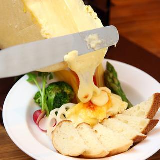 見て楽しい・食べてうっとり♡の絶品チーズ料理!!