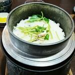 勇魚 - 釜飯