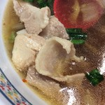 どうとんぼり神座 - こういう肉が、実は好きだったりする安っぽいオヤジ。