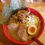 麺極 はなみち - 得ら~麺・豚