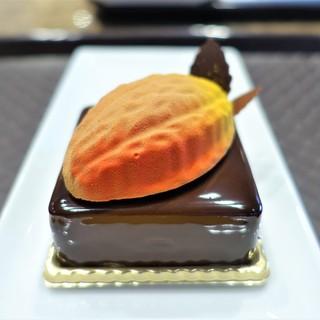 洋菓子マウンテン - 料理写真:カカオ