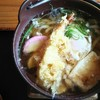 いづも庵 - 料理写真:鍋焼きうどん