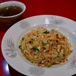 萌園 - 料理写真:什錦炒飯