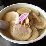 翔龍 - 料理写真:チャーシュー麺 800円