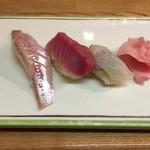 割烹かわむら - 握り寿司