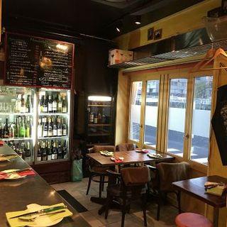 当店グループはワインを中心に売ってるお店です。