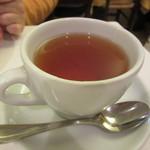 イル・フィーゴ・インゴルド - ランチの紅茶