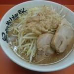 暴豚製麺所 - 並¥750