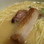 瓢太 - トロトロの甘いチャーシューでした。