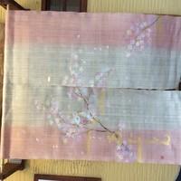 味矧 - 季節で変わる暖簾