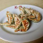 ふなばし - 料理写真:餃子 450円