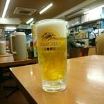 日高屋 - 激安ルービー310円