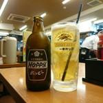 日高屋 - ホッピーセット