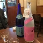 63981860 - 日本酒コスパもよい