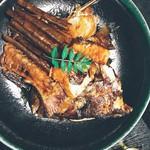 さかな料理 たから - 鯛のあら煮