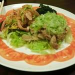 百老亭 - 前菜