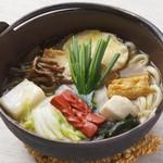 長徳 - 田舎うどん鍋