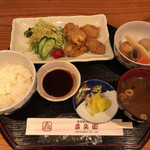 63983968 - ヒレカツ定食