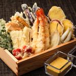 天ぷら食べ放題 Gachi -