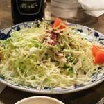 東京エガオ食堂 - シーザーサラダ
